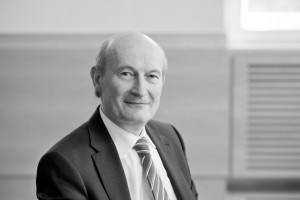 Kammerpräsident Dr. Detlef Haselbach
